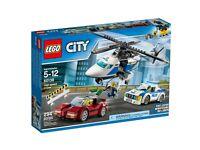 LEGO® CITY 60138 Rasante Verfolgungsjagd - NEU / OVP