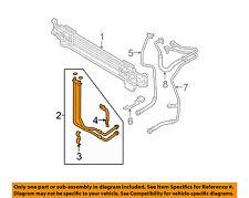 VW VOLKSWAGEN OEM 06-08 Passat Transmission Oil Cooler-Pipe Assembly 3C0317801C