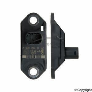 One New Genuine Acceleration Sensor Rear 0009056502 004542351828 for Mercedes MB