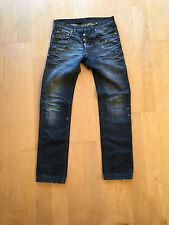 DIOR HOMME MII Denim Jeans 29 Bleu Marine Hedi Slimane Jake UMC