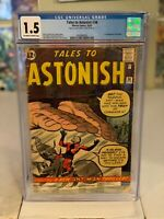 Tales to Astonish (1st Series) #36 Marvel 1962 CGC 1.5! SEE PICS AND SCANS WOW!