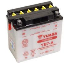 NEW 12V8AH 124CCA YUASA Motorcycle Battery YB7-A