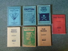 Knotting, Boy Scouts, Scout Games, Wolf Cubs, Wide Games, Cub Games, Winter Craf
