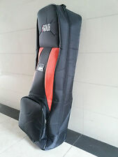 100 % Padded JL Golf holiday travel cover / bag case with wheels.Durable