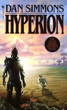 Hyperion Cantos Ser.: The Hyperion by Dan Simmons (1990, Trade Paperback)