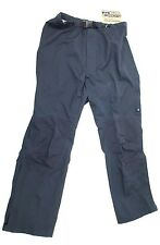 Blackhawk! Rain Pants Navy Medium WATERPROOF WINDPROOF BREATHABLE RAIN PANTS