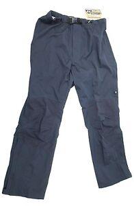 Blackhawk! 2XL Navy Rain/Shell Pants Warrior Wear - NOT IN PACKAGE - AUCTION