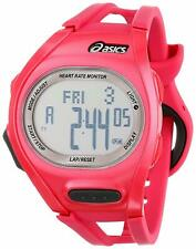 ASICS Heart Rate Monitor AH01 Trainer Anaerobic Threshold Watch Pink CQAH0102