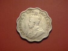 1934 Cyprus Half (1/2) Piastre George V