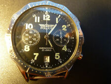 NEW PILOT Luftwaffe Watch Russia 3133 Chronograph Poljot Mechanical Aviator RARE