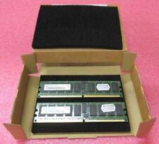 Fujitsu 8GB 2x4GB DDR2-667 PC2-5300 rg ECC RAM S26361-F3449-L514 For Blade BX630