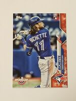 BO BICHETTE 2020 Topps Opening Day SSP Rookie RC #173 Canada Exclusive Variation