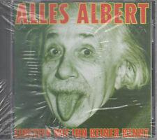 Alles Albert Einstein wie ihn keiner kennt CDNEU I Bring Eich Olle Um Superberti