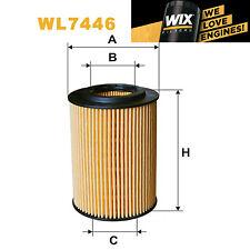 1x Wix Oil Filter WL7446