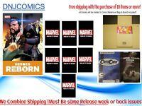 HEROES REBORN 1 (8 Cover Set)  MARVEL COMICS 2021 NM Pre-sale 05/05 2021