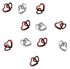 Saint Valentin St valentines day confetti de table decoration fete coeur d'amour
