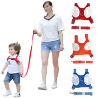 Toddler Anti-Lost Backpack Child Baby Safety Walking Harnesses Reins Leash