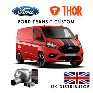 Ford Transit Custom THOR Electronic Exhaust, 1 Loudspeaker UK