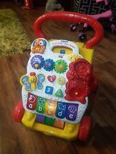 Vtech Baby Walker Pusher First Steps Musical  Activity Centre