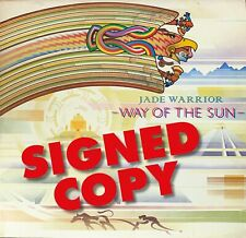 JADE WARRIOR - Way Of The Sun (LP) - ULTRA RARE SIGNED COPY