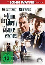 DVD *  DER MANN, DER LIBERTY VALANCE ERSCHOSS  # NEU OVP =