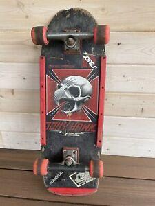 vintage powell peralta skateboard tony hawk 80s