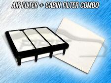 AIR FILTER CABIN FILTER COMBO FOR 2007 2008 2009 2010 HYUNDAI ELANTRA 2.0L
