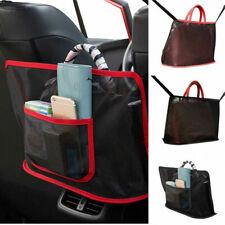 Advinced Car Net Pocket Handbag Holder Organizer Seat Side Storage Mesh Net Bag.