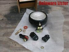 """US Military Issue Gov. Surplus 4"""" Truck/Jeep/Tractor Spot/Flood/Work Light (New)"""