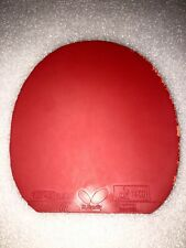 Butterfly Tenergy 05 RED 2.1mm Ping Pong Table Tennis Rubber  jp27