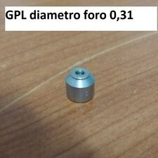 UGELLO GPL PER STUFA A GAS ARGO mod. 1.62ASQ - 246ASQ - 2.78ASQ - 2.98ASQ