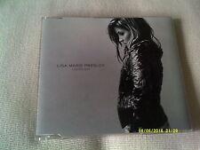 LISA MARIE PRESLEY - LIGHTS OUT - UK PROMO CD SINGLE