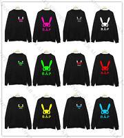 KPOP B.A.P Sweater BAP Hoodie Yong Guk Jong Up Him Chan Hoody Pullover New Gift