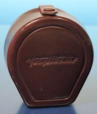 Voigtländer Filter Etui filter case bag Leder leather - (40813)