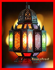 Moroccan Style Ceiling Light Fixture Pendant Hanging Lamp Canteen Hall CX011