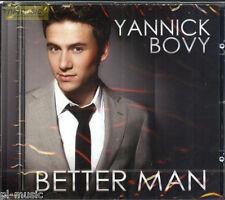 = YANNICK BOVY - BETTER MAN /CD POLISH EDITION//  from POLAND