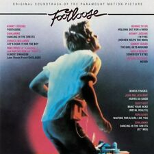 FOOTLOOSE Original Soundtrack CD BRAND NEW 15th Anniversary Edition Bonus Tracks