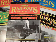 More details for job lot 29 odd issues british railways illustrated volumes 10-15 fine/near mint