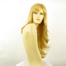 Perruque femme longue blond clair doré AGNA LG26