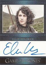 "Game of Thrones Season 3 - Ellie Kendrick ""Meera Reed"" Autograph Card"