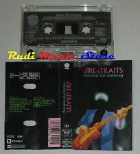 MC DIRE STRAITS Money for nothing 1988 holland VERTIGO 836 419-4 cd lp dvd vhs**