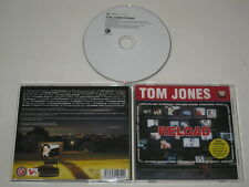 TOM JONES/RECHARGER(VVR 1015642) CD ALBUM