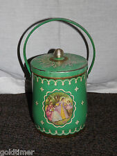 VINTAGE THE CONFECTIONERY HOUSE LONDON CANDY TIN