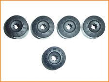 GENUINE VW VOLKSWAGEN LOCKING WHEEL NUT BOLT COVER CAPS 1K0601173 3C0601117-NEW