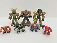 GORMITI Figures Bundle, Giochi Preziosi toy figures