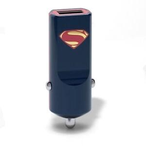 DC Comics Superman USB Car Charger