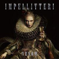 IMPELLITTERI Venom CD +2 b.t. Neoclassical Speed Metal; ROB ROCK (Warrior, Pell)