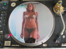 "Queen & David Bowie Under Pressure Rare 12"" Sexy Picture Disc Promo Single LP NM"