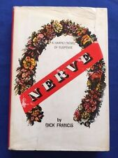 NERVE - FIRST AMERICAN EDITION BY DICK FRANCIS