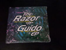 CD SINGLE - THE RAZOR N GUIDO EP - DO IT AGAIN / DON'T LOOK BEHIND U / MEN BEAT